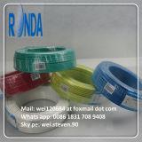 Fio flexível elétrico de cobre isolado PVC