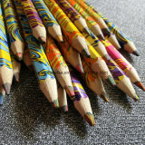 Rainbow Color Pencil