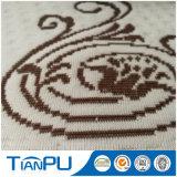 Tissu pour tricoter housse de matelas en mousse Oeko Tex 100 Standard.