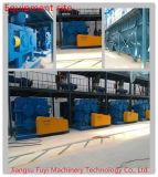 DG200 Granulator van de Meststof van de Rol van het sulfaat van het ammonium de Dubbele