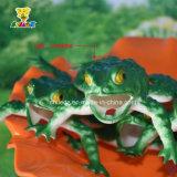 사육제 게임 부스 개구리는 뛰어오른다