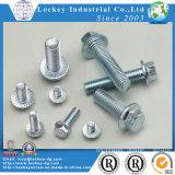 Flansch-Hauptschraube für Maschinen-Flansch-Schrauben-Hex Flansch-Schrauben-Flansch-Schraube