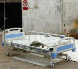 熱い販売の良質3機能電気病院用ベッド