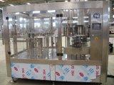 Mono macchina del blocchetto dell'imbottigliamento di vetro per il succo di frutta