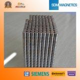 De concurrerende Magneet van de Schijf van het Neodymium van de Zeldzame aarde N35uh