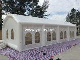 Sehr großes aufblasbares Ereignis-Zelt