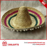Шлемы сторновки большого Sombrero радуги мексиканские для партии платья