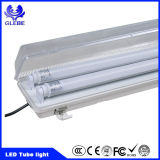 T8 IP65 36W luz del tubo LED Iluminación LED impermeable