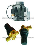 synchroner integrierter Schrauben-Dauermagnetkompressor der Leistungs-75kw/100HP