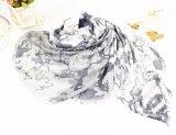 Типа красивейшей картины 100% шарф Monochromes режимного китайский