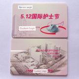 Изготовленный на заказ подарок сползая ручку памяти USB кредитной карточки (YT-3111)