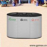 Ящик погани максимальной нержавеющей стали Compantment новых продуктов 3 Recyclable