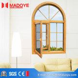 Finestra di alluminio della stoffa per tendine di Foshan con la protezione protettiva per la Camera
