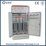 De elektronische Veranderlijke die Aandrijving van de Frequentie (VFD) met Motoren wordt verbonden