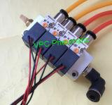 eletroválvula 10mm da válvula de solenóide de 10mm Lonati para a maquinaria de confeção de malhas
