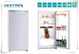 Le refroidissement direct Réfrigérateur à congélateur vertical avec 180L La capacité du volume
