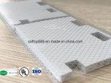 Isolatie de op hoge temperatuur van het Silicone Therma 4W voor de Vrije Fabrikant van het Stootkussen ISO van het Hiaat van RoHS van de Steekproef PCBA