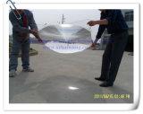 Obiettivo di Fresnel solare dei materiali di buona qualità PMMA con l'obiettivo solare del fornello del Fresnel dell'obiettivo del diametro 1000mm dell'obiettivo solare del fornello