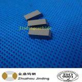 A vu des extrémités pour la lame de découpage faite en carbure Facotry de Zhuzhou