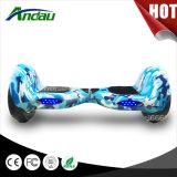 """10 """"trotinette"""" elétrico do skate elétrico da bicicleta de Hoverboard da roda da polegada 2"""