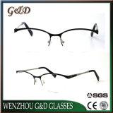 Het semi-randloze Optische Frame van de Oogglazen van Eyewear van het Metaal
