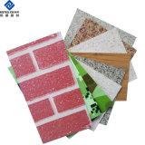 Окрашенная PE/ПВДФ покрытие цвета из алюминия с покрытием пластины и листы для кровли