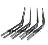 최고 Mosi2 Heating Element, Mosi2 Furnace Heater, 높 온도 Furnace에 있는 Mosi2 Resistor