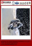 G80 geschweißte galvanisierte anhebende Stahlkette