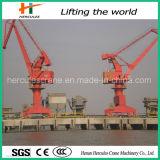 Grue portique extérieure de fournisseur de la Chine