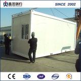 노동자 야영지를 위한 40 FT 짧은 시간 사용 콘테이너 집 기숙사