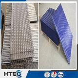 Elementi rivestiti di Basketd della caldaia di iso TUV ASME di aria dello smalto rotativo standard del preriscaldatore