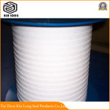 Imballaggio di PTFE utilizzato per tutti i generi di imballaggio di sigillamento della valvola e della pompa in strumentazione industriale