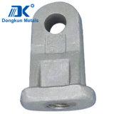 Pezzo fuso forgiato freddo del metallo con l'alta qualità