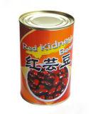 Очень вкусный сладостная законсервированная красная фасоль почки