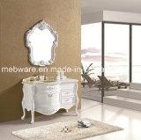高品質旧式なシリーズ浴室用キャビネットPVC浴室用キャビネット