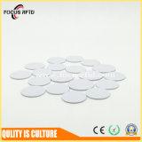 PVC Hf Ntag classique Mifare 1K213 étiquette RFID pour l'identification