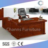 Spezieller Konstruktionsbüro-Möbel MDF-Furnier-Blattchef-Schreibtisch (CAS-SW1716)