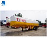 トレーラー47000リットルのボリューム三車軸良質の燃料のタンク車の