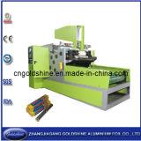 Papier d'aluminium faisant la machine