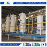 Resíduos de alta qualidade Máquina de pirólise de Reciclagem de Pneus