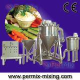Sistema de emulsión del tratamiento por lotes (serie del PVC, PVC-100)