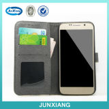 Samsung S6를 위한 PU Leather Cell Phone Accessories Case