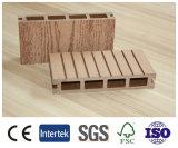 Decking ao ar livre composto plástico de madeira impermeável ao ar livre do Decking/WPC
