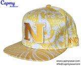 3D planteó Snapback Hat Hat fabricante
