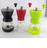 Laminatoio manuale del chicco di caffè della manovella dell'acciaio inossidabile