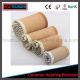 De Bestand Ceramische het Verwarmen Verwarmer op hoge temperatuur van het Element