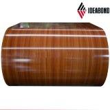 Het houten Broodje van het Aluminium van het Patroon met Concurrerende Prijs in China