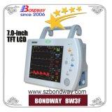 Venda a quente, Monitor de Paciente portátil com ecrã TFT de alta resolução ou Exibir