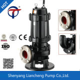 precio bajo de la alta calidad de la bomba de aguas residuales del salto de 3kw 4inch Liancheng
