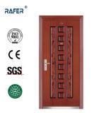 Novo design e economia venda quente porta de aço (RA-S095)